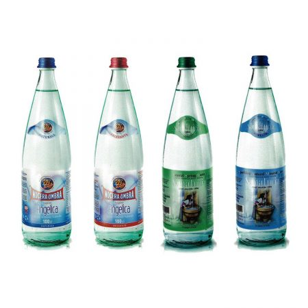 CONVENTIONAL & ORGANIC FLAVORED SPARKLING MINERAL WATER